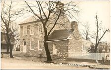 Old Court House, Home of Civic Club, Shippensburg PA RP Postcard Laughlin