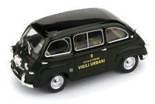 FIAT 600 MULTIPLA 1956 VIGILI URBANI di TORINO   BRUMM R649
