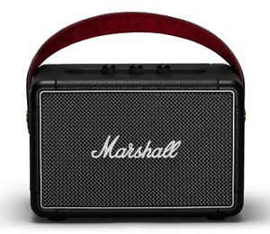 Marshall Kilburn II Portable Bluetooth Speaker Black 155685