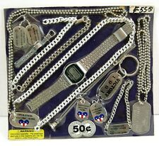 Silver Jewelry Desert Storm Welcome Home Gumball Vending Machine Disp Card #72