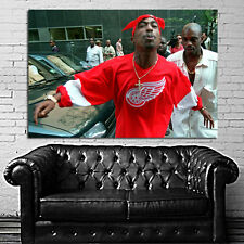 Poster Wall Mural Tupac 2Pac Rap Hip Hop 40x58 inch (100x147 cm) on 8mil Paper