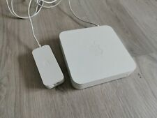 Apple Airport Extreme Base Station 802.11n 5th Gen A1408 INCLUDING POWER SUPPLY