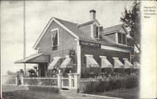 Gloucester Ma Hartwell's Gift Shop c1905 Postcard #3