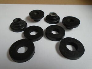 Triumph STAG** Rubber Exhaust mounting kit - axle pipe - rear subframe 2000/2500