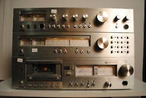 Rare Hervorragende Set SABA Mi 215, CD260 und MT201