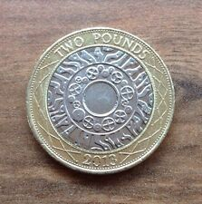 HISTORY OF TECHNOLOGICAL ACHIEVEMENT - 2013 Commemorative £2 Two Pound Coin