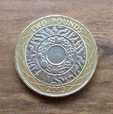 History of Technological Achievement - 2013 Commémorative 2 £ deux livres COIN
