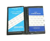1993 Jeep Cherokee Factory Original Owners Manual Portfolio #2
