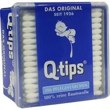 Q TIPS Wattestäbchen Würfelbox 206 St