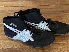 Asics Matflex 2 Wrestling Shoes - Size 11 - Black