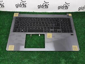 NEW Genuine Dell Vostro 15 5568 Palmrest NORDIC Keyboard BACKLIT 0WYD4W 0FCN57