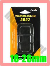 Fenix AB02 Flashlight Belt Clip Pouch Holster LD20 PD30