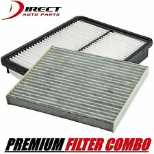 CARBON CABIN & AIR FILTER COMBO FOR HYUNDAI SONATA HYBRID 2.4L ENGINE 2011- 2013