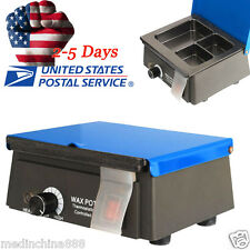 110/220V Dental equipment Analog Wax Heater Pot for Dental Lab Denshine USA