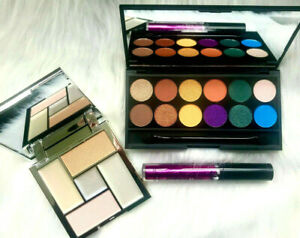 SLEEK Makeup Gift - Bold Vibes Colour Carnage Distorted Dreams Acid Kiss 40% OFF