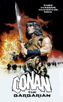 Conan the Barbarian Movie POSTER 11 x 17 Arnold Schwarzenegger, C