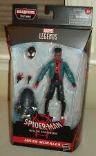 """Marvel Legends 6"""" BAF STILTMAN Spider-Man Into The Spider-Verse MILES MORALES"""