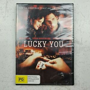 Lucky You DVD - Region 4 - Free Tracked Post