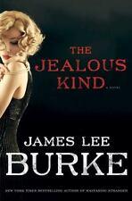 James Lee Burke SIGNED The Jealous Kind, Holland Family HC 1st Ed 1st Print, NEW