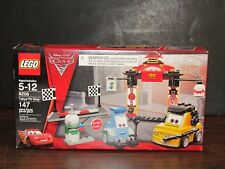 Lego 8206 Disney Pixar Cars 2 Tokyo Pit Stop RETIRED Brand New Sealed Box