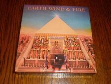 Earth Wind & Fire 4 CD BOX SET JAPAN PROMO