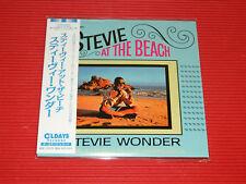 4B STEVIE WONDER STEVIE AT THE BEACH W/ BONUS TRACKS  JAPAN MINI LP CD