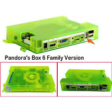 Pandora Box 6 1300 in 1 Arcade Video Game PCB Circuit Board MAME Stick Console