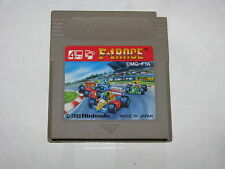 F1 Race Game Boy GB Japan import cartridge only