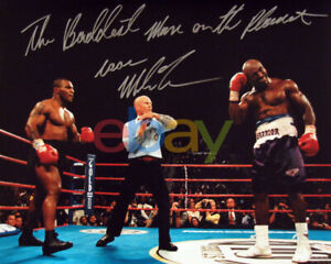 Mike Tyson Signed 8x10 Autographed Photo reprint