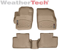 WeatherTech DigitalFit FloorLiner Floor Mats for Mazda3 - 2010-2013 - Tan