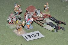 25mm medieval / generic - character group - inf (13157)
