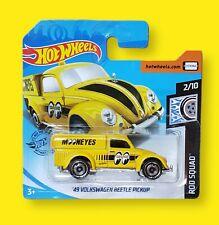 Hot Wheels '49 VW VOLKSWAGEN BEETLE PICKUP  Mooneyes