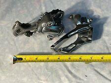 Shimano 105 Derailleur Set RD-5600 FD-5603 10 Speed Triple