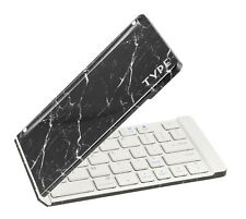 Fashionit Travel Bluetooth Folding Rechargeable Keyboard