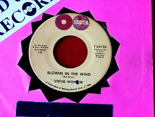 STEVIE WONDER~ BLOWIN IN THE WIND~ VG++~AIN'T THAT ASKING FOR TROUBLE~ ~ SOUL 45