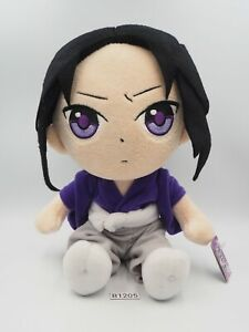 "Hakuoki B1205 Hijikata Toshizo Taito Prize Plush 8"" TAG Stuffed Toy Doll Japan"