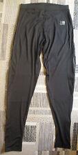 Karrimor Run Tights Black Mallas Entrenamiento Training Running Hombre Talla L