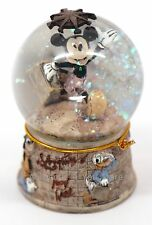 NEW Disney Parks Mickey Mouse and Pals Traveler Adventure Snow Globe Snowglobe