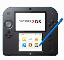 ZedLabz Stylus for Nintendo 2ds Slot in Touch Pen Set Red Blue White & Black