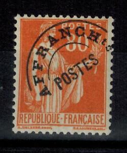"(b13) timbre préoblitéré France n° 75 neuf* ""signé Scheller"""