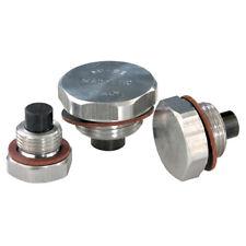 """Hydrauliköl / Filter & Zubehör - 1 """" Aluminium Ablassschraube mit Magnet 1-0297"""