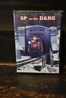 SOUTHERN PACIFIC DENVER & RIO GRANDE WESTERN RAILROAD DVD SP ON THE D&RG
