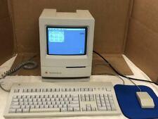 Macintosh Classic II -  OS 7.1, Apple 80 mb HD, 10 mb memory, tested, RECAPPED