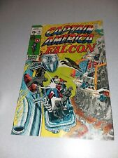 Captain America #141 marvel comics 1971 the falcon grey gargoyle last stan lee