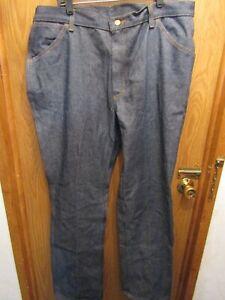 MENS BIG BEN 100% COTTON BLUE JEAN PANTS SIZE 38X32