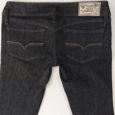 Ladies Womens Diesel MATIC 008WZ Stretch Skinny Blue Jeans W30 L32 UK Size 10