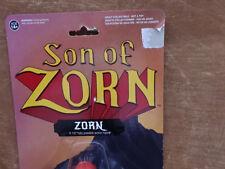 SON OF ZORN  6 INCH WARRIOR ZORN ACTION FIGURE