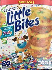 Entenmann's Little Bites Seasonal Favorites Party Cakes 20 Pouches - 2 lbs. 1...