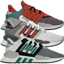 Adidas EQT Support 91/18 Herren low-top Sneakers orange grau Freizeitschuhe NEU
