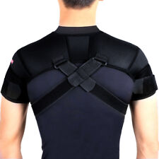 Kuangmi Magnetic Double Shoulder Support Strap Brace Posture Corrector Size S